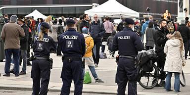 Corona-Mega-Demo: 30.000 wollen am Samstag in Wien aufmarschieren
