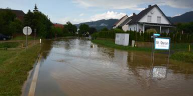 Unwetter Kärnten