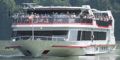 Donau-Touristik 2011