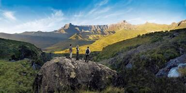 Drakensberge, KwaZulu Natal - Südafrika-CH -