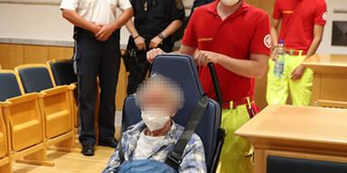 75-Jähriger wegen Mordes zu lebenslanger Haft verurteilt