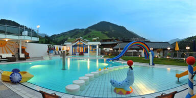 Hotel Egger Pool