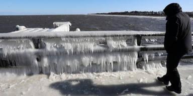 Eis Ostsee