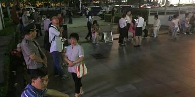 Erdbeben China