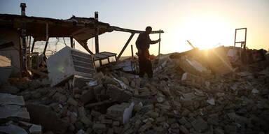 Erdbeben Iran