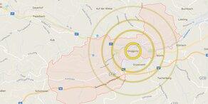 Erdbeben erschüttern Semmering-Gebiet