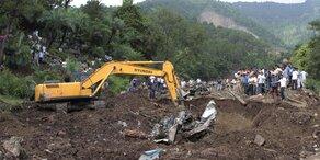 Mindestens 45 Tote nach Erdrutsch in Indien