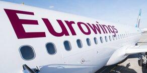 Eurowings-Airbus nach Blitzeinschlag umgekehrt