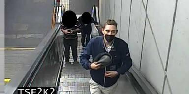 Polizei fahndet nach diesem U-Bahn-Schläger