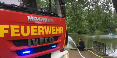 Feuerwehr Bochum Fische