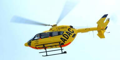 ADAC Rettungshubschrauber Bergrettung