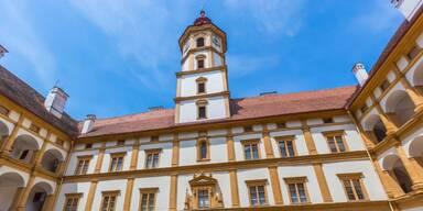 Schloss Eggenberg Innenhof