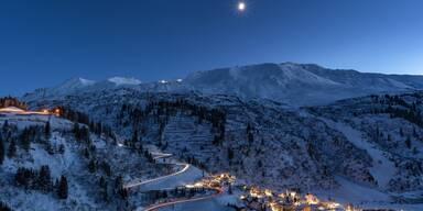 Dorf Arlberg