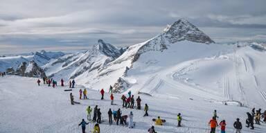 Hintertuxer Gletscher Skifahren