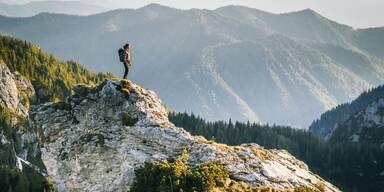 Nationalpark Gesäuse Wanderung