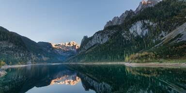 Gmunden Berge