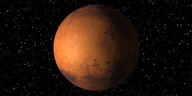 Mars so gut sichtbar wie lange nicht mehr