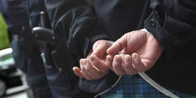 Eklatant Festnahme: Drogendealer verletzten vier Polizisten