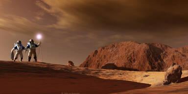 Mars Mensch