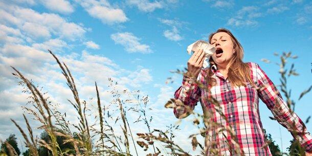 Experten hoffen auf mildere Pollensaison