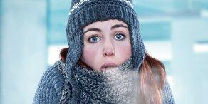 Winter-Einbruch: 20° kälter als Freitag
