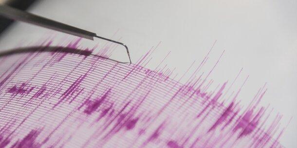 Tsunami-Warnung nach schwerem Beben in Indonesien