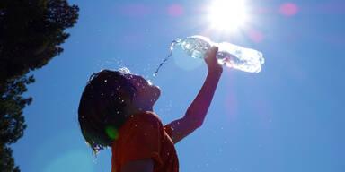 Mega-Hitze: Erste Orte knacken 34-Grad-Marke