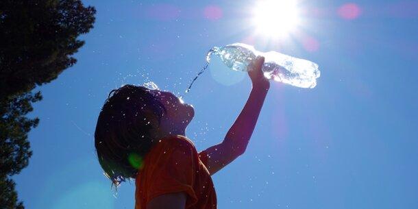 40 Grad: Heißester Juni aller Zeiten