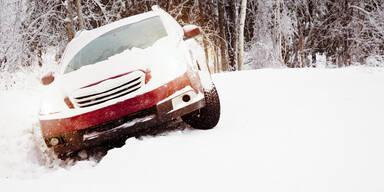 Alarmstufe rot! Schneewarnung für die kommenden Tage