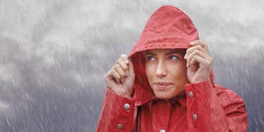 Regen Hitzesommer