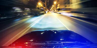 Verfolgungsjagd: Raser hängte Grazer Polizei ab