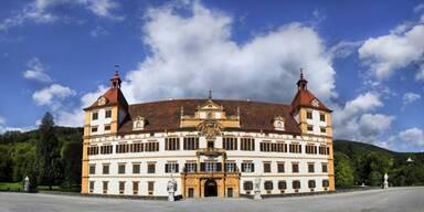 Schloss Eggenberg Panorama