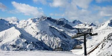 Hintertuxer Gletscher Seilbahn