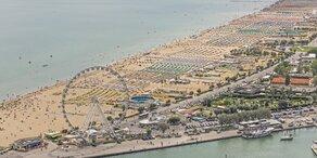 Erdbeben erschüttert Touristen-Hotspot Rimini