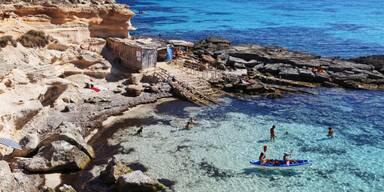 Balearen Spanien