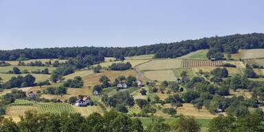 Hügel Burgenland