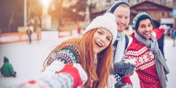 Weiße Weihnachten: Jetzt steigen Chancen