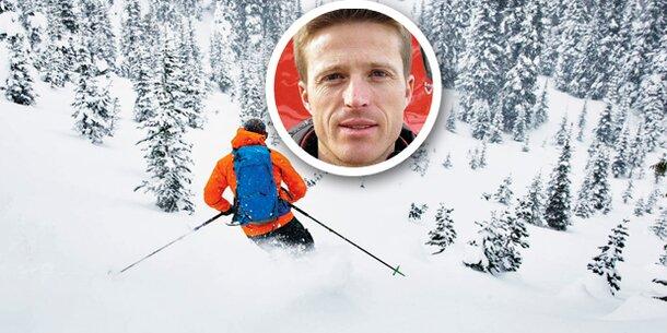 Bergretter: Wut auf leichtsinnige Skifahrer