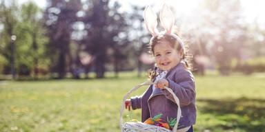 Ostern Sonne Frühling Osternest