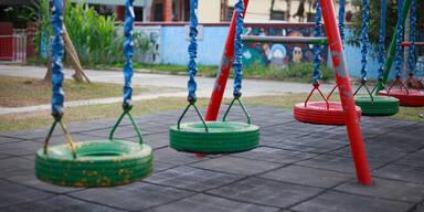 Mann onanierte bei Grazer Kinderspielplatz