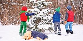 So stehen Chancen auf weiße Weihnachten