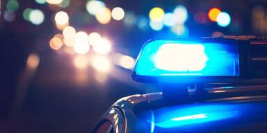 Blaulicht Polizei Polizeieinsatz