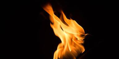 Flammen Feuer Brand