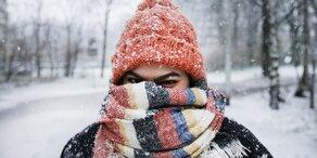 -21 Grad: Mega-Kälte in Österreich