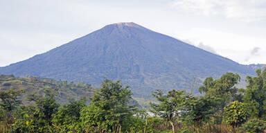Lombok Vulkan Rinjani