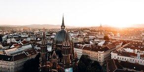 Wien ist Europas Klima-Hotspot