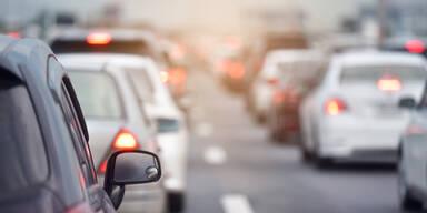 Corona beschert Wiener Autofahrern heuer Stau-Sommer