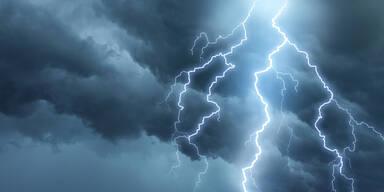 Jetzt droht das nächste Unwetter-Wochenende