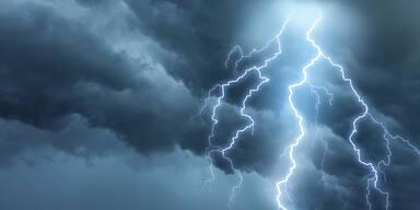 Wieder Gewitter-Warnung: Wo es heute kracht
