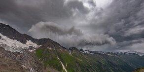 Unwetter-Warnung für Teile Österreichs